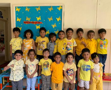 Yellow Day 2019