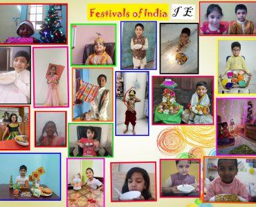 Festivals of India I E
